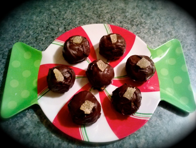 Holiday Recipe: Pumpkin Bourbon Booze Balls from Crunkcakes