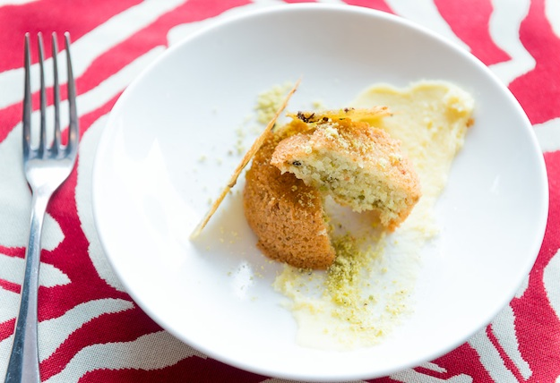 Holiday Recipe: Olive Oil Pistachio Financier From Ripple