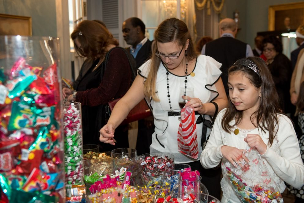 Celebrating Families at a State Department Holiday Party