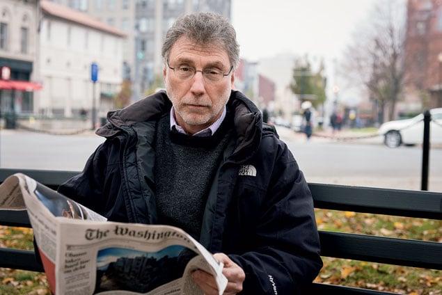 "Meet New ""Post"" Editor Marty Baron"