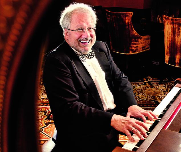 Peter Robinson, DC's Piano Man