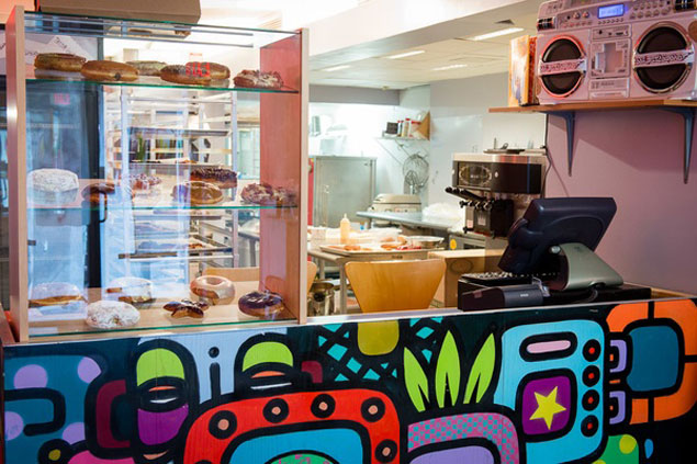 Cool Disco Donuts Changes Its Name the Day Before Opening