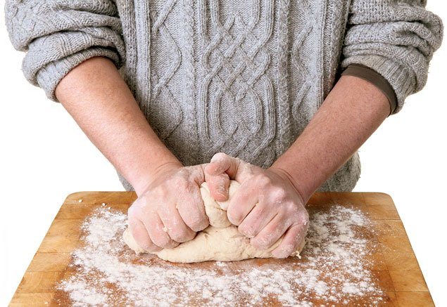 First Person: Secrets to Baking Bread