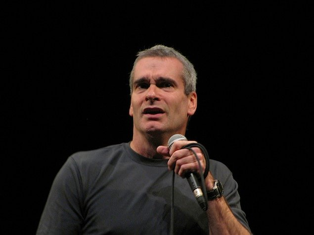 Henry Rollins Coming to the Corcoran