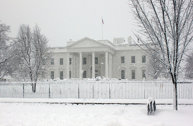 Inauguration Weather Forecast: Cool and Dry