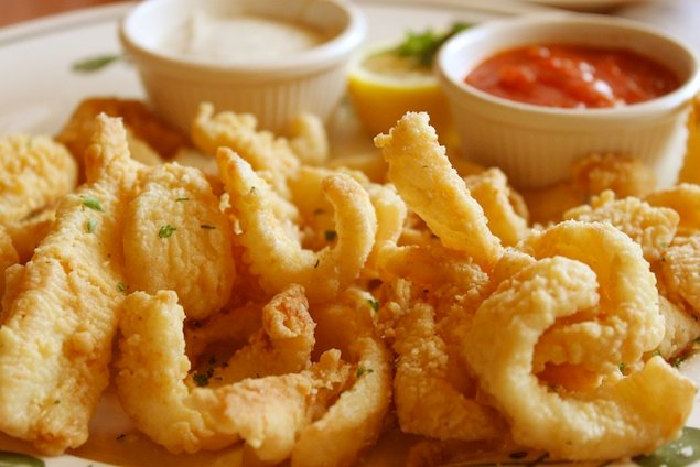 To the Poll: Have You Started Eating Calamari Again?