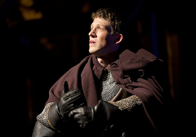 "Theater Review: ""Henry V"" at the Folger Theatre"