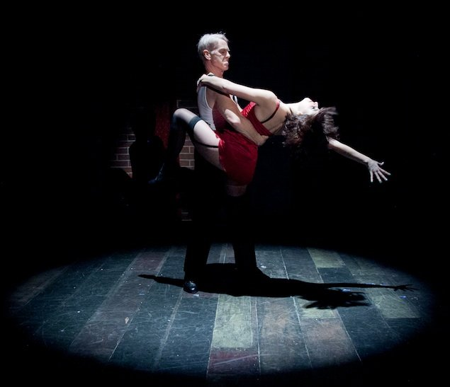 """Theater Review: """"Cabaret"""" at Keegan Theatre"""