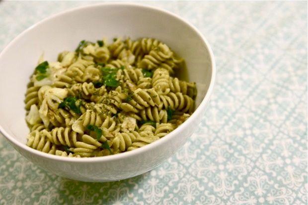 Healthy Recipe: Simple Cauliflower Winter Pasta