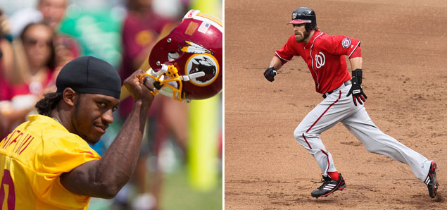 The Redskins, Like the Nationals, Give Washington Sports Fans Lots to Cheer About