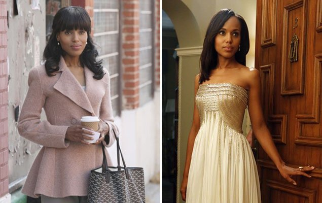 "Gladiators in Suits: The Enviable Wardrobe of ""Scandal's"" Olivia Pope"