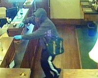 Do You Know Your Local Bank Robber?