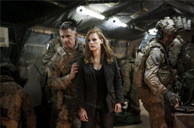 What are the Real Names of the Characters in Zero Dark Thirty?