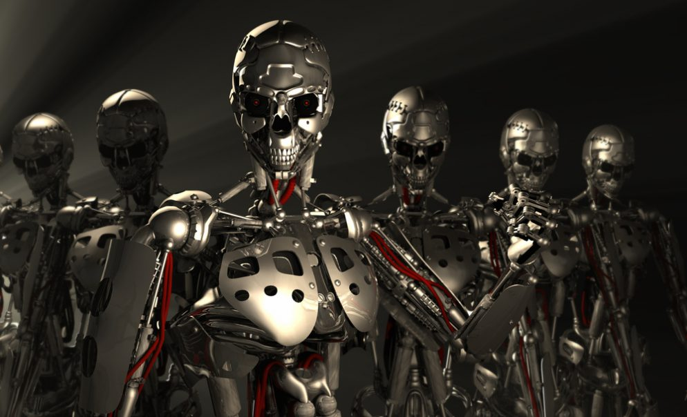 Professors and Ministers of Technology Defend Us!…from Killer Robots