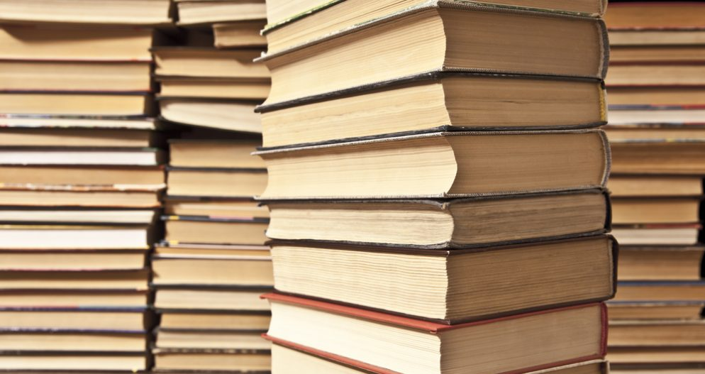 A New Feature: Upcoming Books