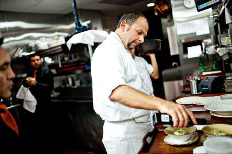 Chef Fabio and Maria Trabocchi Have Closed Casa Luca
