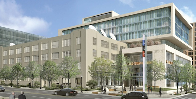 Check Out Renderings of the New NPR Headquarters