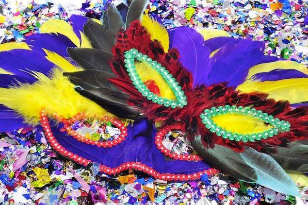 Where to Celebrate Mardi Gras in Washington