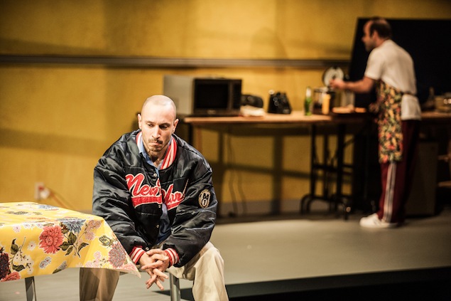 """Theater Review: """"The Motherf***er With the Hat"""" at Studio Theatre"""