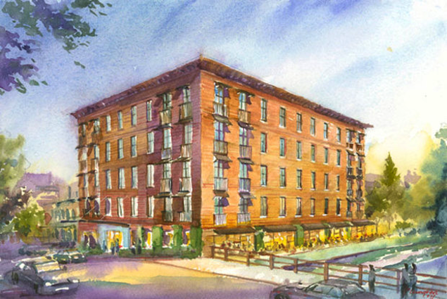 Two New Hotels to Open in Georgetown