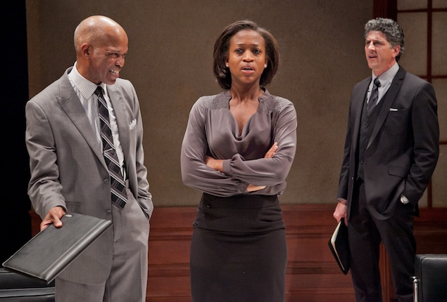 "Theater Review: ""Race"" at Theater J"