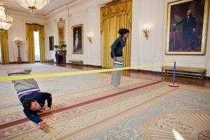 Michelle Obama's Media Blitz