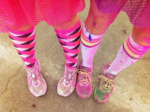 Color Run Registration for DC, Baltimore Opens Friday