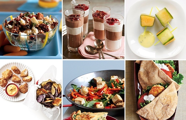 Michelle Obama Partners With Pinterest and Magazines for Healthy Recipes Campaign