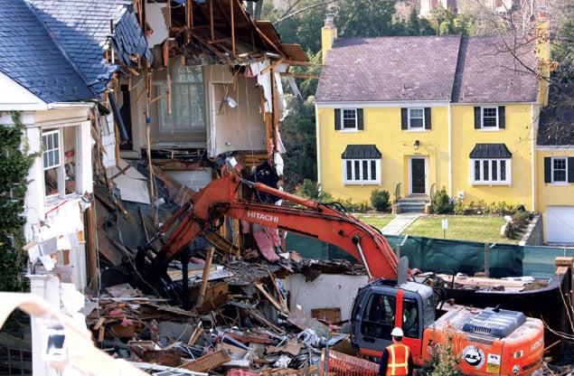 The Toxic Waste Pit Next Door Washingtonian