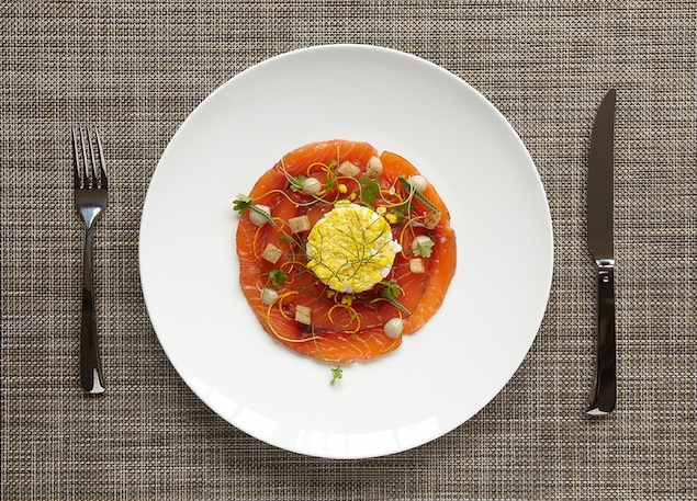 Early Look: What You'll Be Eating at the Capella Hotel's Grill Room (Photos)