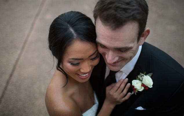 Real Wedding: Kimberlee and Matthew