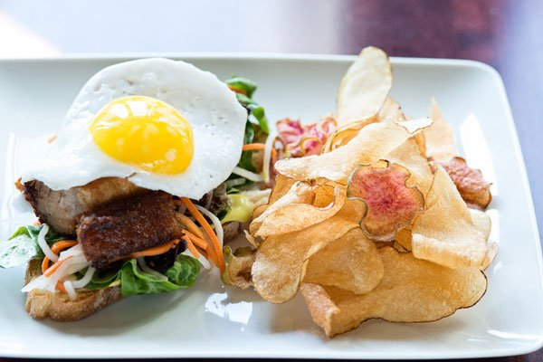 Weekend Brunch Spotlight: Jack Rose Dining Saloon