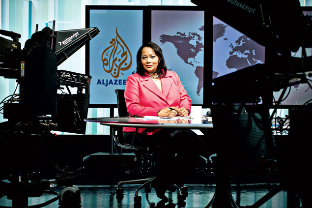 "As Al Jazeera Grows, ""People Now Know Who We Are"""