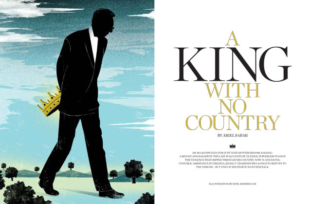 A King With No Country