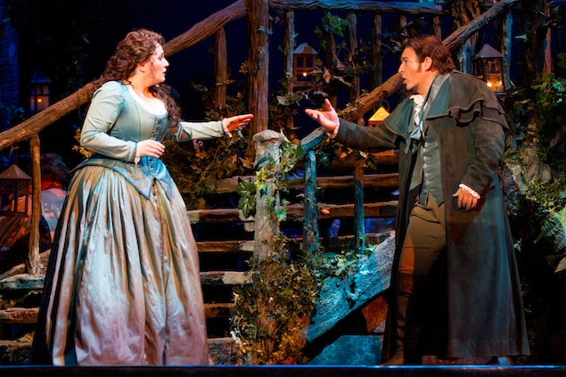"""Opera Review: """"Manon Lescaut"""" at the Kennedy Center"""
