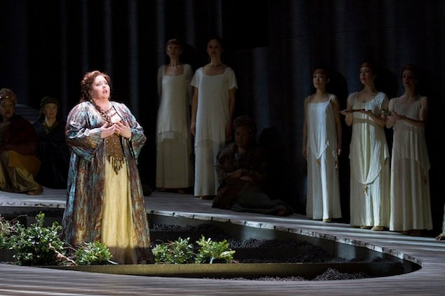 "Opera Review: ""Norma"" at the Kennedy Center"