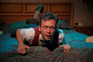 """Theater Review: """"A Behanding in Spokane"""" at Keegan Theatre"""