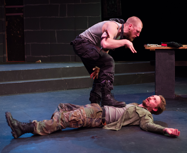 """Theater Review: """"Voodoo Macbeth"""" at American Century Theatre"""