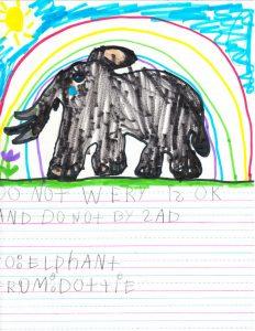 Elephant Letters: Kind Words From Dottie