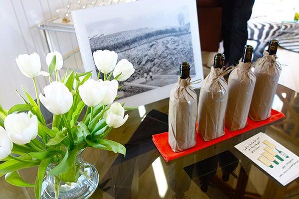 """RdV Vineyards Begins Weekend """"Brown Bag"""" Wine-Tasting Salons (Photos)"""