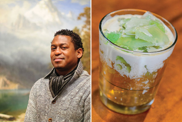 Artini Recipe: Milton Hernandez's Le Corcoran (Video)