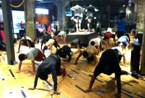 Review: Nike Georgetown's Seriously Tough Boot Camp Class