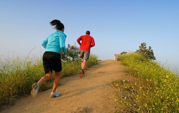 A Low-Impact Hills Speed Workout