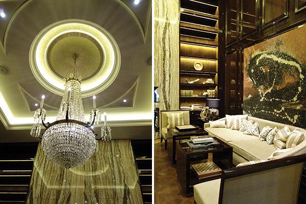 The Grill Room Capella Hotel