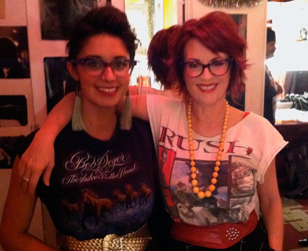 Megan Mullally Brings Her Band and Her Humor to Washington