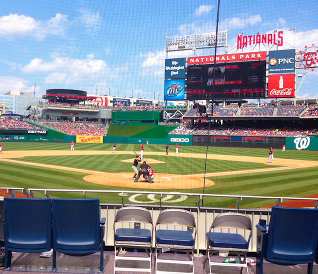 What You Need to Know About Opening Day at Nationals Park