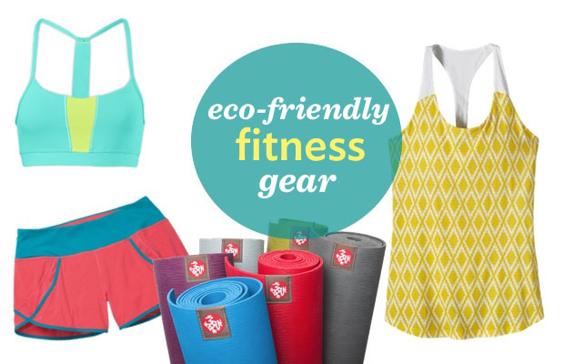 Eco-Friendly Fitness Products for Earth Day (Slideshow)