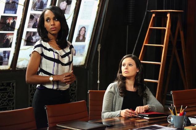 "WashingTelevision: Scandal Recap, Season Two, Episode 18, ""Molly, You in Danger, Girl"""