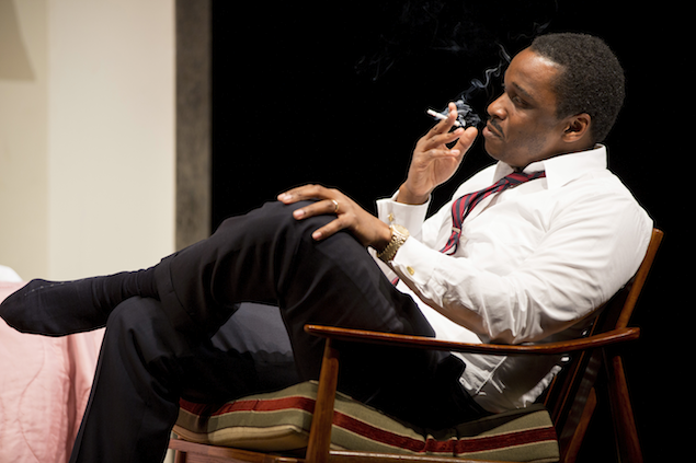 """Theater Review: """"The Mountaintop"""" at Arena Stage"""