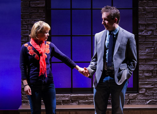 "Theater Review: ""The Last Five Years"" at Signature Theatre"